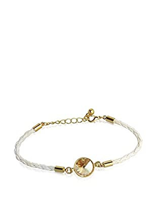 Swarovski Elements by Philippa Gold Armband Single Rivoli Bracelet