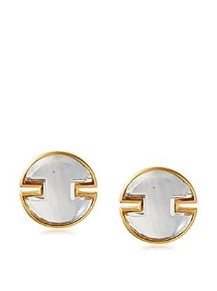 Inez by Boe Shield Earrings