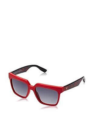 Mcq Alexander McQueen Sonnenbrille MCQ 0019/S (54 mm) dunkelrot