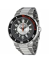 Philip Stein Extreme Stainless Steel Mens Watch 34-Bgr-Ss