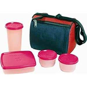 Signoraware Best Lunch With Insulated Bag ( S- 513)