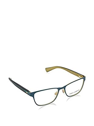 Dolce & Gabbana Montura Mod. 1273 1271 53_1271 (53 mm) Azul Petróleo