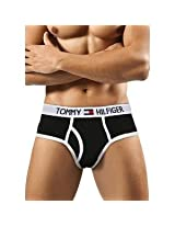 Tommy Hilfiger Men's Brief - Black