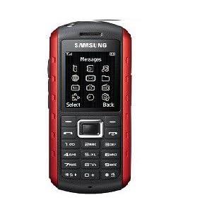Samsung Marine B2100 Smartphone-Red