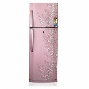 LG GL-254VEG4 Frost Free Refrigerator (240L:4 Star) - Pink Blossom