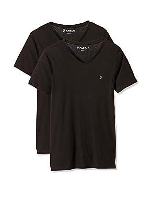 Farah Set 2 Pezzi T-Shirt Manica Corta