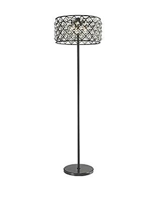 CDI Furniture Spencer Floor Lamp, Black
