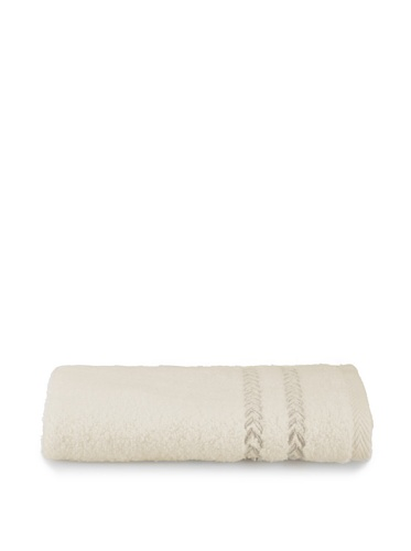 Lenox Pearl Essence Washcloth (Ivory)