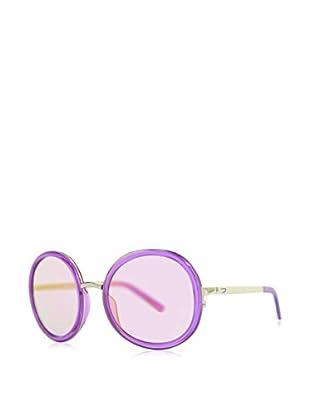 Diesel Sonnenbrille (57 mm) violett