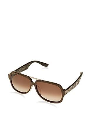 Mcq Alexander McQueen Sonnenbrille 0040/F/S_SLZ (61 mm) braun