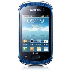 Samsung Galaxy Music Duos GT-S6012 (Splash Blue)