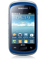 Samsung Galaxy Music Duos GT-S6012 (Splash Blue)