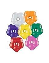 Flower Latex Balloons