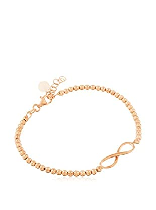 Cordoba Jewels Armband  vergoldetes Silber 925