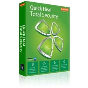 Quick Heal Total Secutiy 2013 - 1 PC, 1 Year