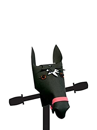 Handlebar Heroes Lenkeraufsatz Horse schwarz