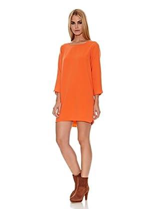 Pepe Jeans London Vestido Bounce (Naranja)