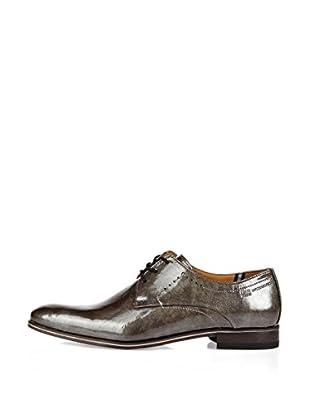 Fretz Men Zapatos Derby Kingston (Antracita)