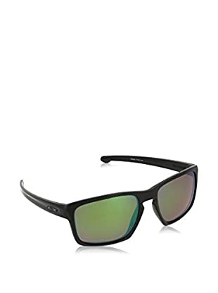 Oakley Gafas de Sol Polarized Sliver (57 mm) Negro