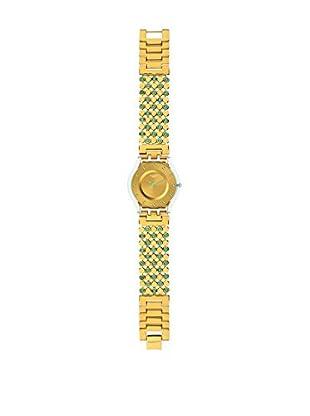 Swatch Reloj de cuarzo Unisex Turquoise Romantic  34 mm