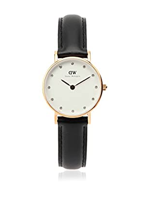 Daniel Wellington Reloj con movimiento cuarzo japonés Woman Classic Sheffield 26 mm