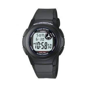 Casio Youth Series Techie Series F-200W-1ADF (D027) Men's Watch