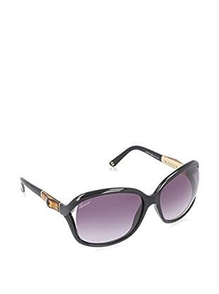 Gucci Sonnenbrille 3671/S EU 6UB (61 mm) schwarz DE 61-16-125 (61-16-125)