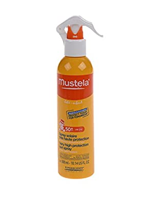 Mustela Sonnenspray 300 ml, Preis/100 ml: 7.66 EUR