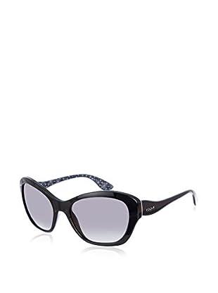 Vogue Sonnenbrille VO2918SW441156 (56 mm) schwarz