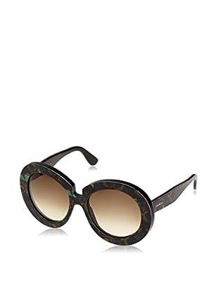 VALENTINO Occhiali da sole V707SB 54 (54 mm) Nero/Multicolore