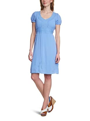 Cream Vestido Iana (Azul)