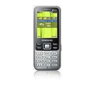 Samsung Metro Duos GT-C3322 (Titanium Silver)