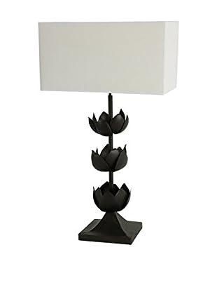 Table Lamp, Black