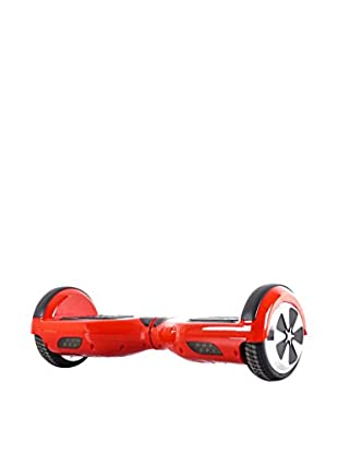 Balance Riders Scooter Eléctrico Hoverboard S6 Rojo