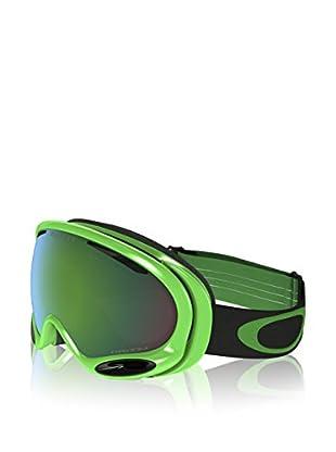 Oakley Máscara de Esquí A-Frame 2.0 Mod. 7044 Clip 80S Verde