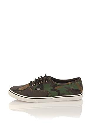 Vans Zapatillas U Authentic Lo Pro (Verde Militar)