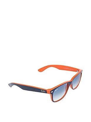 Ray-Ban Sonnenbrille MOD. 2132 - 789/3F blau DE 55