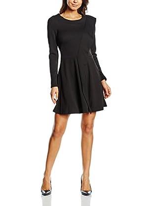 NAOKO Kleid schwarz XL
