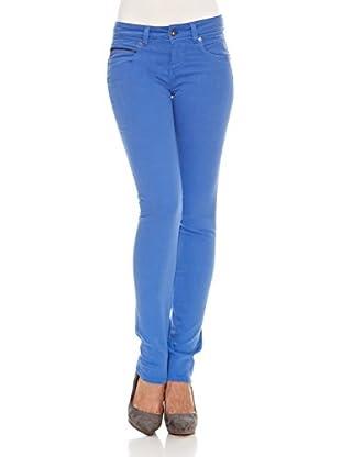 Pepe Jeans London Pantalón Brooke (Azul Claro)