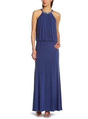 Manoukian Vestido Tenea (Azul Marino)