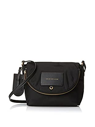 Marc by Marc Jacobs Women's Preppy Legend Mini Natasha, Black, One Size