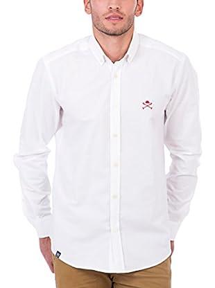 POLO CLUB Camicia Uomo Academy Cro Oxford