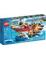 LEGO City Set #60005 Fire Boat