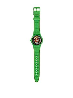 Swatch Reloj automático Unisex Sistem Frog  42 mm