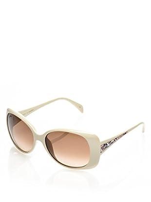 Emilio Pucci Sonnenbrille EP704S naturweiß