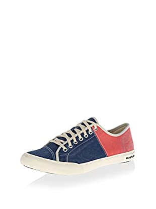 SeaVees Men's 08/61 Army Issue Katin Lowtop Sneaker