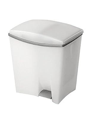 KIS Cubo De Basura Duetto Blanco