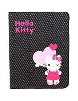iPad 2 Case-Hello Kitty-HK-11883-2-BLK-WAL