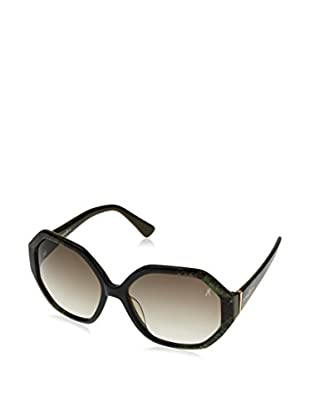 Guess Occhiali da sole 659_I53 (60 mm) Nero/Verde Scuro