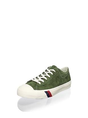 PRO-Keds Men's Royal Master DK Lace-Up Fashion Sneaker (Green)